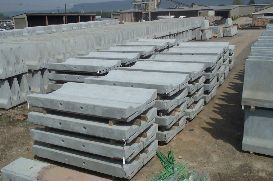 Concrete Safety Systems - Barriers